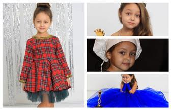 بمشاركة 350 ألفًا.. طفلة مصرية تحصل على لقب ملكة جمال الصغار في روسيا |صور