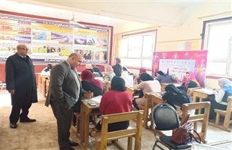 تعليم الدقهلية: 46946 طالبا وطالبة أدوا امتحان الرياضيات ورقيا | صور