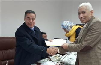 توقيع بروتوكول تعاون بين محافظة شمال سيناء والمعهد العالي للهندسة والتكنولوجيا |صور