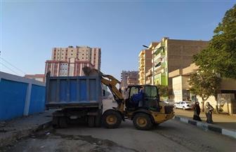 محافظ أسيوط: حملة بمركز منفلوط لإعادة الانضباط للشارع | صور