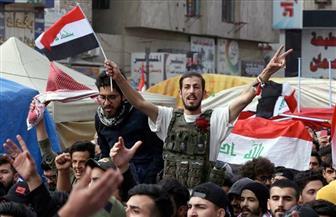 مواجهات بين المتظاهرين وقوات الأمن وسط بغداد