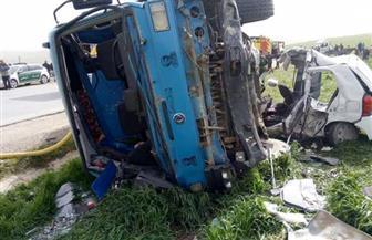 12 قتيلا و46 جريحا في حادث مروري مروع بالجزائر