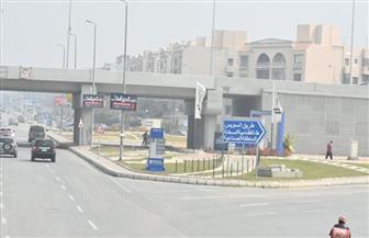 إعادة التشغيل التجريبي لمدخل السويس 3 بعد تطويره بمدينة الشروق