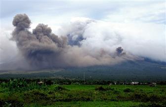 """الفلبين تحذر النازحين: مخاطر ثوران """"بركان تال"""" لا تزال مرتفعة"""