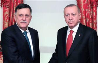 قبل انطلاق قمة برلين حول ليبيا.. أردوغان يهدد المجتمع الدولي: إما حماية السراج أو الفوضى والإرهاب