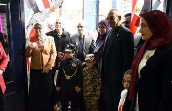 محافظ بورسعيد يفتتح حضانة براعم المعلمين بمقرها بناديها الاجتماعي بالمحافظة | صور