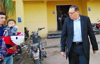 محافظ الشرقية: إحالة مديرة وحدة صحة الأسرة بالقطاوية للتحقيق | صور