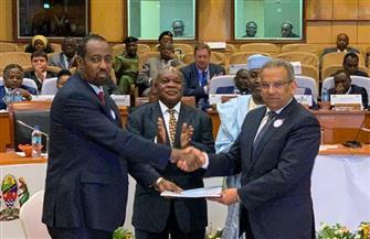 «البريد المصري» يوقع مذكرة مع البريد العالمي لتفعيل منصة التجارة الإلكترونية لإفريقيا | صور