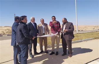 بدء العمل في إنشاء كليتين جديدتين بجامعة الأزهر بمحافظة أسوان | صور