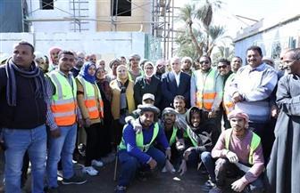 وزيرة الصحة: افتتاح وحدة طب أسرة الدبابية فبراير المقبل | صور