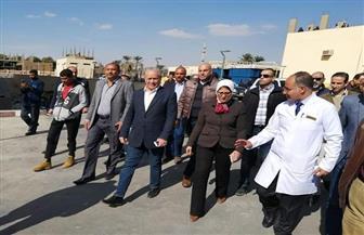 وزيرة الصحة توافق على إنشاء مركز طبي بقرية العديسات بالأقصر | صور