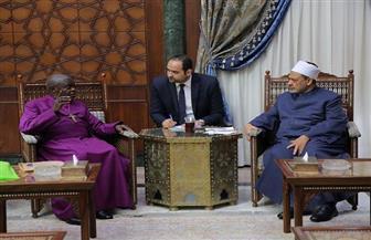 الطيب: الأزهر يتواصل مع كافة المؤسسات الدينية لتحقيق الأمن والسلام العالمي