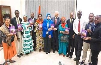 سفارة مصر في زامبيا ترعى أول ترجمة عربية للأدب الزامبي | صور