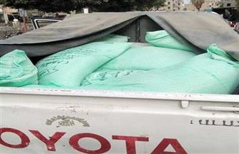 ضبط 750 كيلو دقيق بلدي مدعم قبل تهريبه إلى السوق السوداء في الفيوم