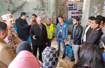 جامعة المنصورة تنظم زيارة لطلابها إلى مشروعات الطرق في محافظة الدقهلية