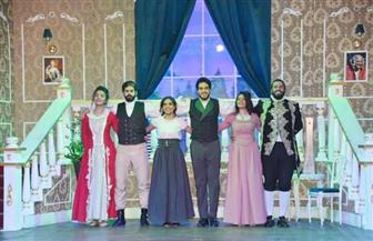 وزيرة الثقافة: أعمال الأدب العالمي في مسرح الدولة تؤكد أهمية انفتاح مصر على العالم| صور
