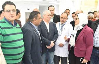 الصحة: تشغيل مستشفى العديسات التخصصي للأطفال تجريبيا 18 يناير الجاري