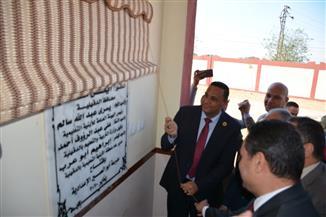 افتتاح 3 مدارس بالسنبلاوين وتمى الأمديد بتكلفة 33 مليون جنيه |صور