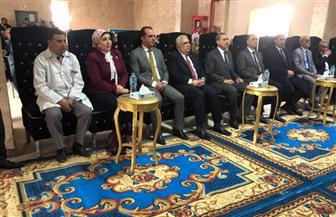 محافظ كفر الشيخ ورئيس هيئة التأمين يفتتحان قسم الاستقبال والطوارئ بمستشفى فوة | صور