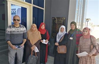 استراتيجية عمل جديدة بالمبادرة الرئاسية لدعم صحة المرأة بشمال سيناء | صور