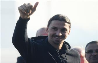 إبراهيموفيتش يعود إلى تدريبات ميلان