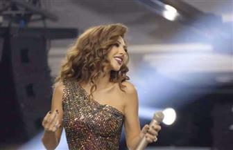 مريم فارس تتألق فى حفلها الغنائى بالأردن | صور
