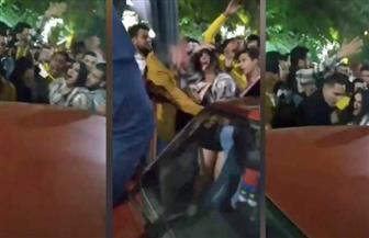 منقذ ضحية المنصورة يروى تفاصيل واقعة التحرش | فيديو