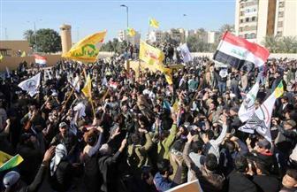متظاهرون يحاولون قطع طرق ببغداد والأمن العراقي يلقي القبض على مجموعة منهم