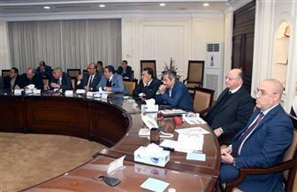 وزير الإسكان ومحافظ القاهرة يستعرضان المُخطط المقترح لمشروع تطوير كنيسة العذراء بالزيتون