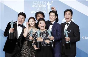 فيلم باراسايت يفوز بجائزة رابطة ممثلي الشاشة الأمريكية لأفضل طاقم عمل سينمائي