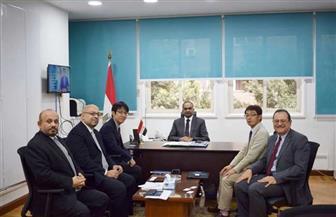 نائب وزير الإسكان يلتقي ممثلي هيئة التعاون الدولي الياباني لبحث التعاون