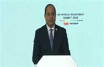 الرئيس السيسي: فرص واعدة ومتنوعة أمام شركاء إفريقيا للاستثمار