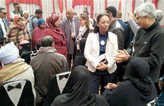 وفد المديرين التنفيذيين للبنك الدولى يختتم زيارته إلى مصر
