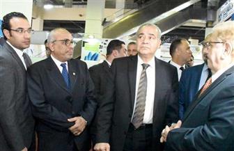 وزير التموين يفتتح الدورة العشرين للمعرض الدولى لتكنولوجيا صناعة الحبوب | صور