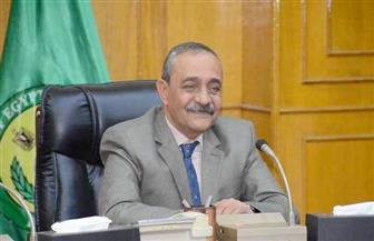 محافظ الإسماعيلية يستعرض الموقف التنفيذي لملف التصالح في مخالفات البناء