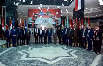 رئيس جامعة طنطا بالملتقى الثقافي الأول: نفتخر باستضافة الأشقاء العرب ودعم غير محدود للطلاب الوافدين | صور