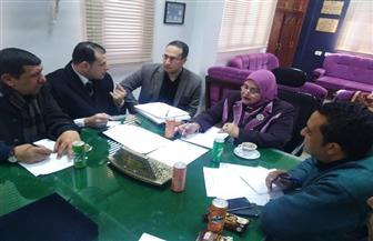 وكيلة وزارة التعليم بكفرالشيخ تترأس اجتماعا لمناقشة قضايا التعليم الخاص | صور