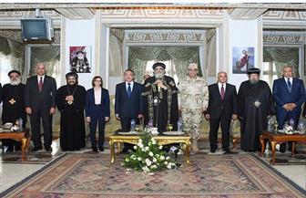 البابا تواضروس الثاني: سعيد بالاحتفال بعيد الغطاس من الإسكندرية التاريخية التي ألقب باسمها | صور