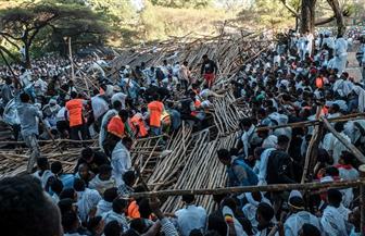 مقتل 10 بانهيار منصة خشبية خلال مهرجان في إثيوبيا
