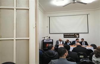 انطلاق الصالون السياسي الثالث لتنسيقية شباب الأحزاب والسياسيين لبحث تحديات الأزمة الليبية