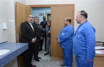 وزير الطيران المدني يفتتح وحدات ومعامل طبية حديثة بمستشفى مصر للطيران