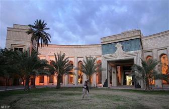 سقوط صواريخ في محيط السفارة الأمريكية في بغداد