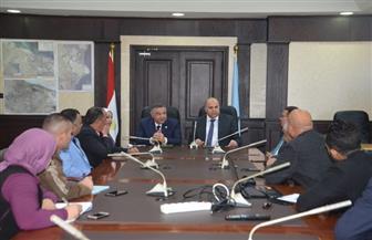 بروتوكول تعاون بين محافظة البحر الأحمر ووزارة الاتصالات لميكنة التحول الرقمي |صور