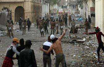 شهود عيان: مقتل متظاهر عراقي برصاص القوات الأمنية في محافظة كربلاء