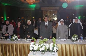 «عبدالغفار» يشهد احتفال المكتب الثقافي الكويتي بالقاهرة بمناسبة حصوله على 3 شهادات أيزو | صور