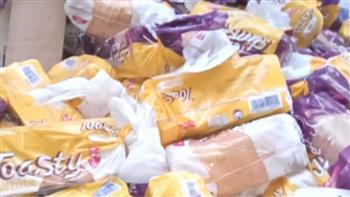 إعدام كميات كبيرة من الأغذية منتهية الصلاحية بشمال سيناء| صور