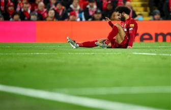 الإصابة تمنح محمد صلاح رقما قياسيا في الدوري الإنجليزي