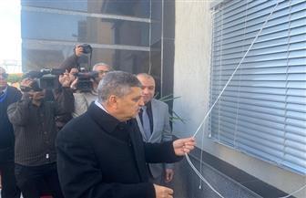 رئيس هيئة قناة السويس يفتتح مركز البيانات الرقمي التبادلي بمدينة بورفؤاد| صور