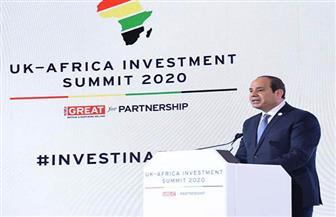 حددت ركائز التنمية في إفريقيا ومحاورها الأربع..كيف فتحت رئاسة مصر للاتحاد الإفريقي آفاق الاستثمار تجاه القارة؟