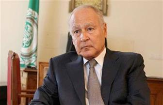 «أبو الغيط» يرحب بالتوقيع على اتفاق وقف إطلاق النار في ليبيا.. ويصفه بالإنجاز الكبير